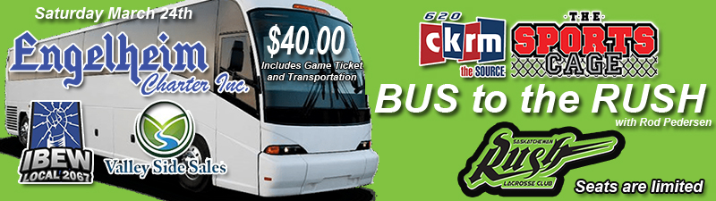 Feature: http://www.620ckrm.com/bus-to-the-rush/
