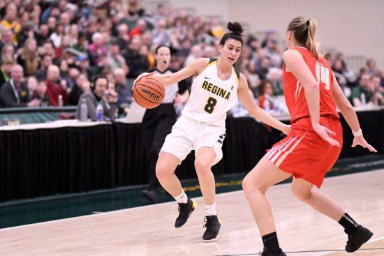 All Saskatchewan semi-final set at USports Women's Basketball Championship
