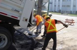 City of Regina pothole repair getting underway ahead of spring warmup