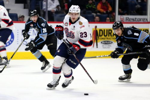 Pats captain Sam Steel wants to end junior career with Memorial Cup in his hands