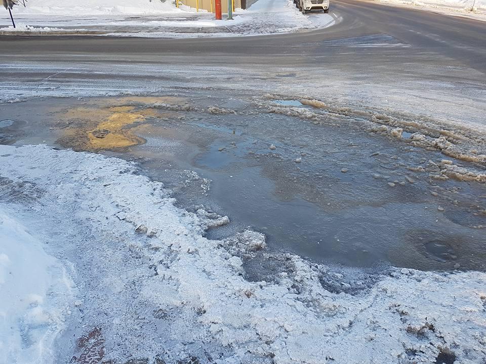 Catch water basins being cleared around Regina