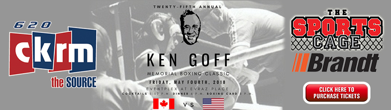 Feature: http://reginaboxingclub.ca/event-calendar/post/ken-goff-memorial-boxing-classic