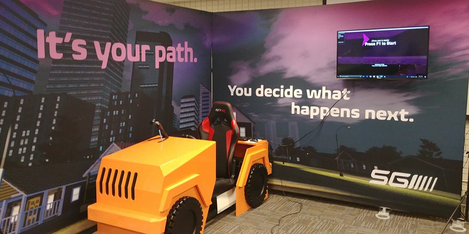 SGI introduces new impaired driving virtual reality simulator to highlight May traffic safety spotlight