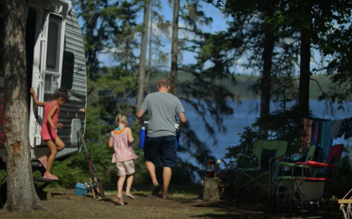 Good news for campers; two provincial parks opening early