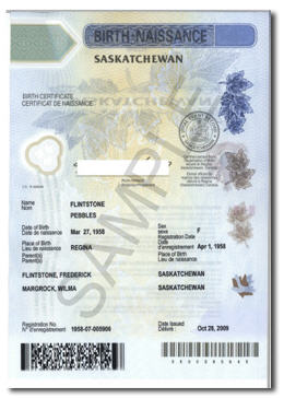 sex change on birth certificate ontario