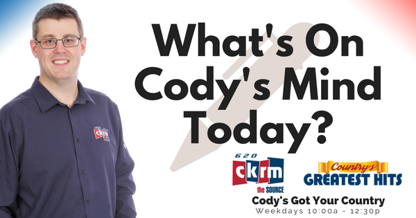 Beverley Mahood Calls up 620 CKRM! (Audio)