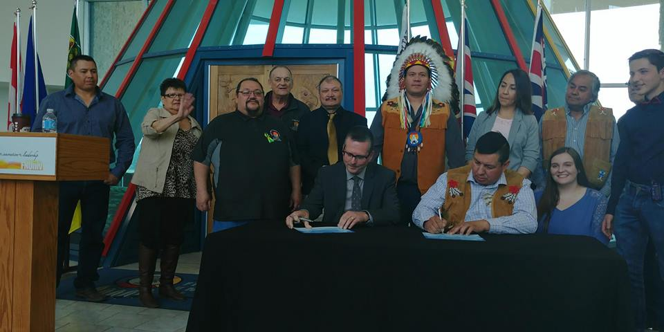 SaskPower partners with First Nations Power Authority for flare gas power project