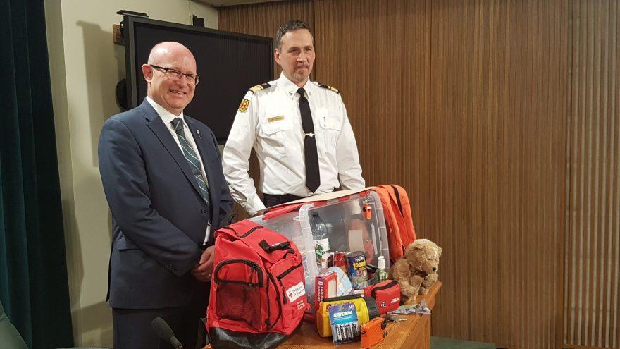 Saskatchewan government announces Emergency Preparedness Week