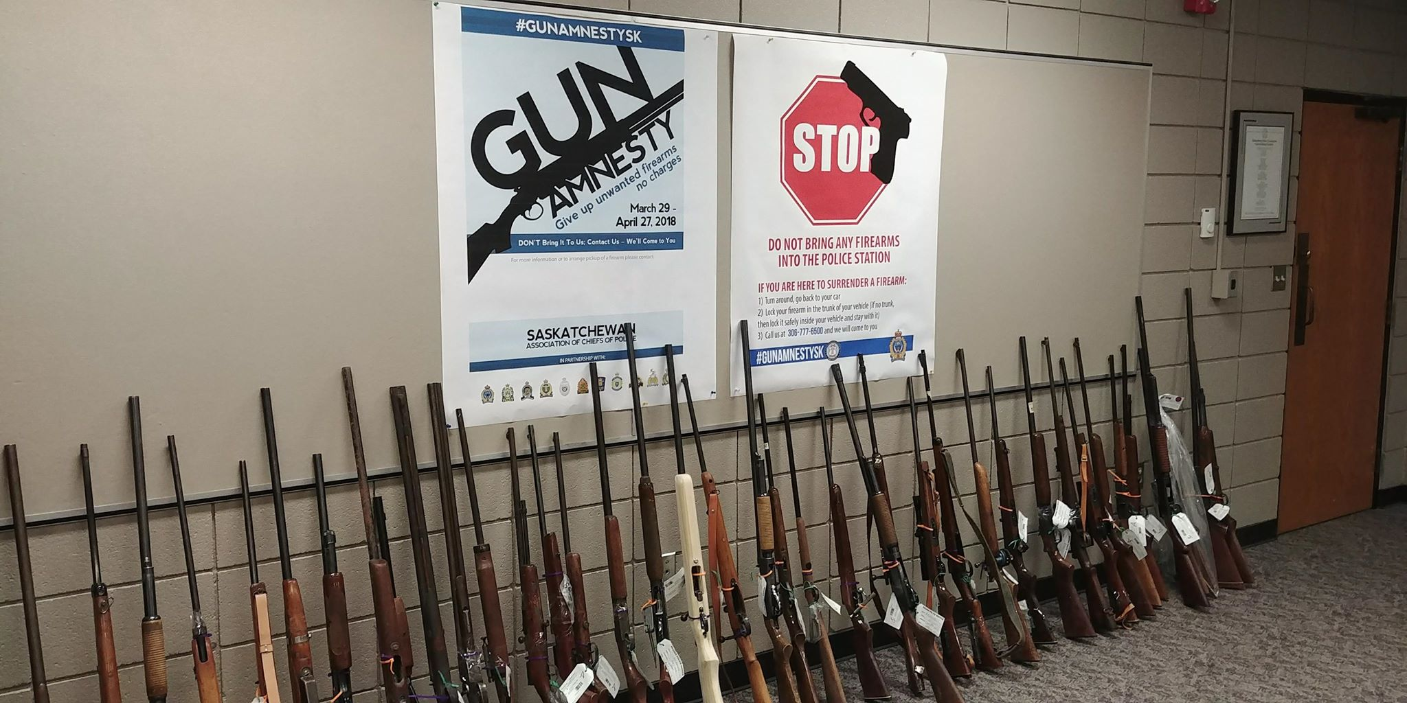 First province-wide gun amnesty produces positive results