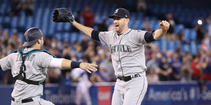 Canadian James Paxton no-hits Blue Jays in Toronto