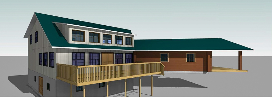RMWB holding info session on Doug Barnes Cabin expansion