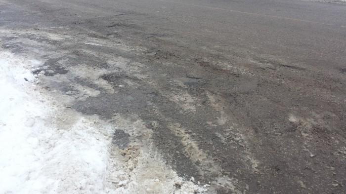 Report-a-pothole program in full swing