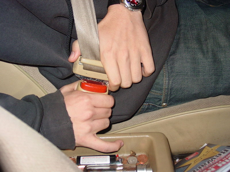 Seatbelts the focus for RCMP