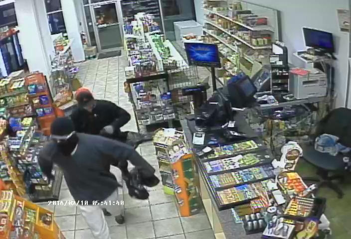 RCMP on lookout for suspects after Feb 10 robbery