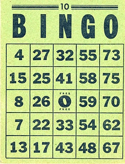 Golden Years Society first to benefit from Legion bingos