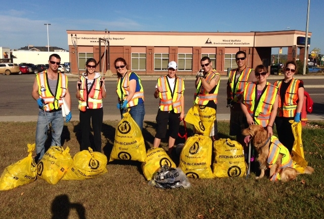 City encouraging community cleanup