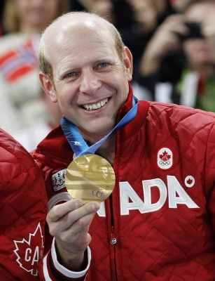 Curling ambassador guest speaker at WBSHF