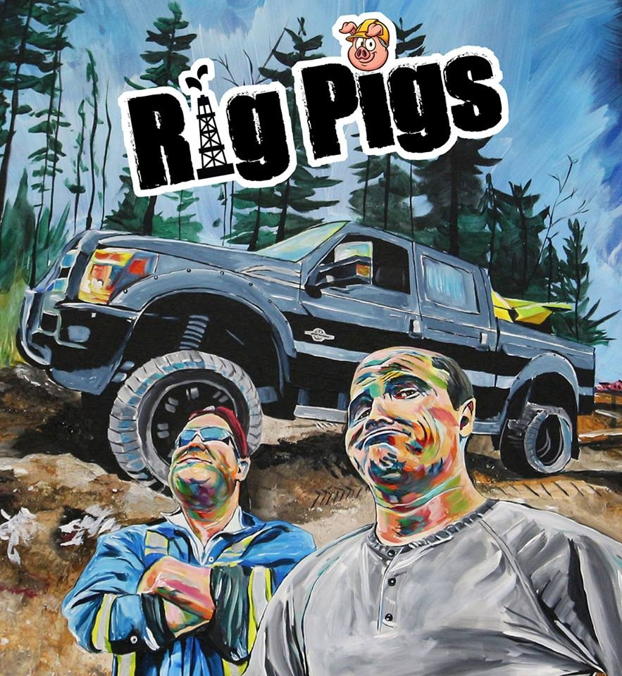Rig Pigs web series director aims for $10,000