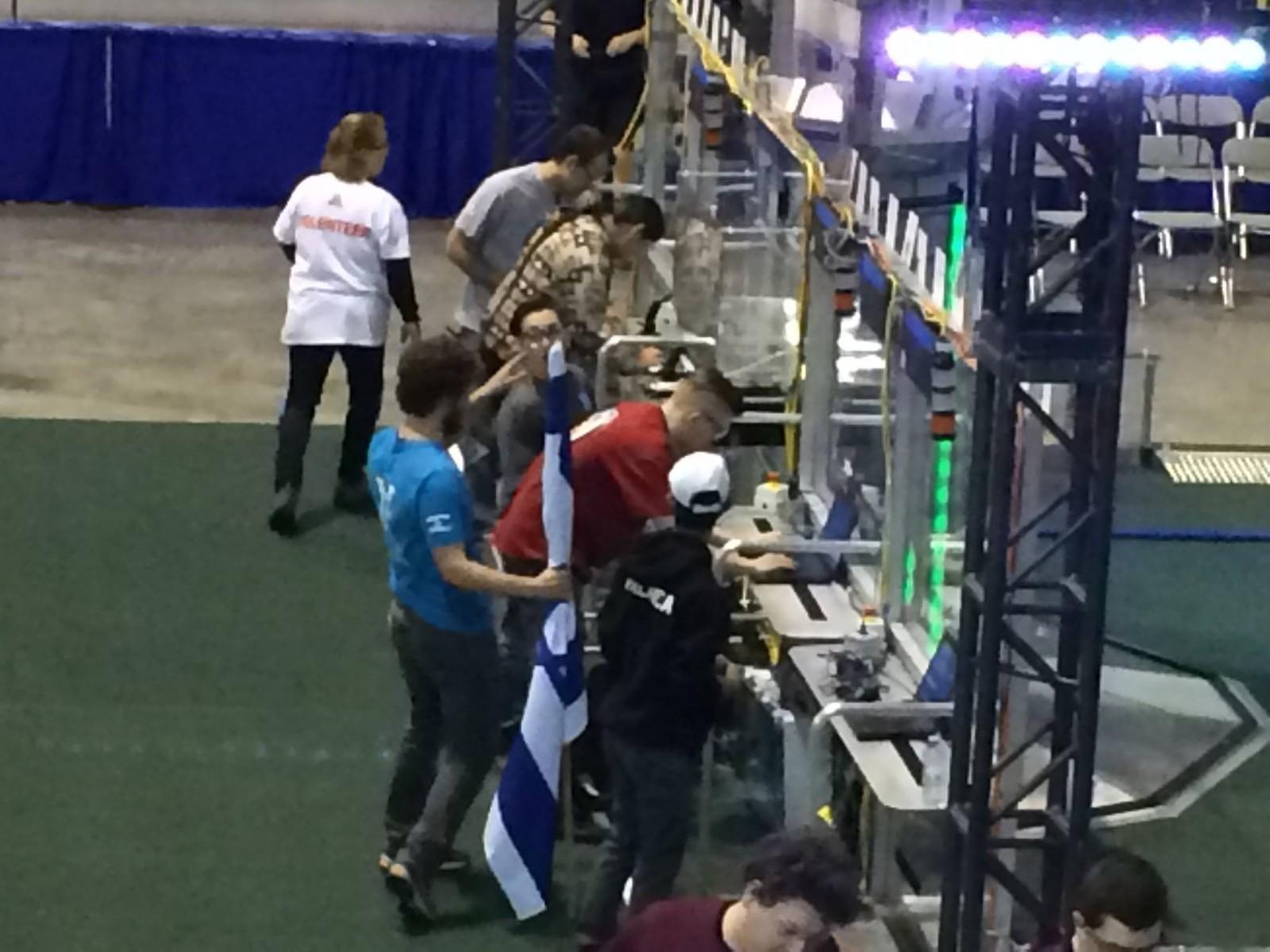 Father Mercredi robotics team headed to world championships