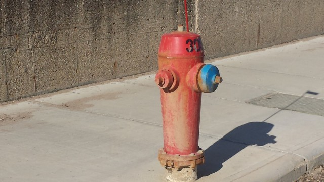 Fire Hydrant Flushing To Begin Next Week