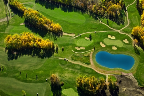 Miskanaw Golf Course, Fox Den open to public this week