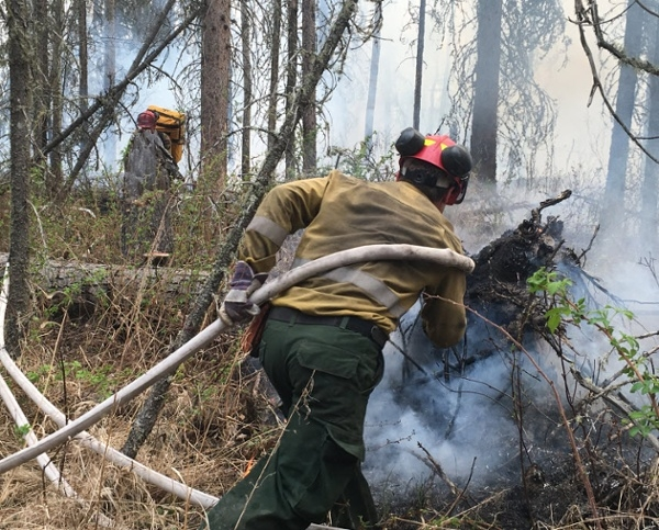 Wildfires update May 10, 11 a.m.; still out of control