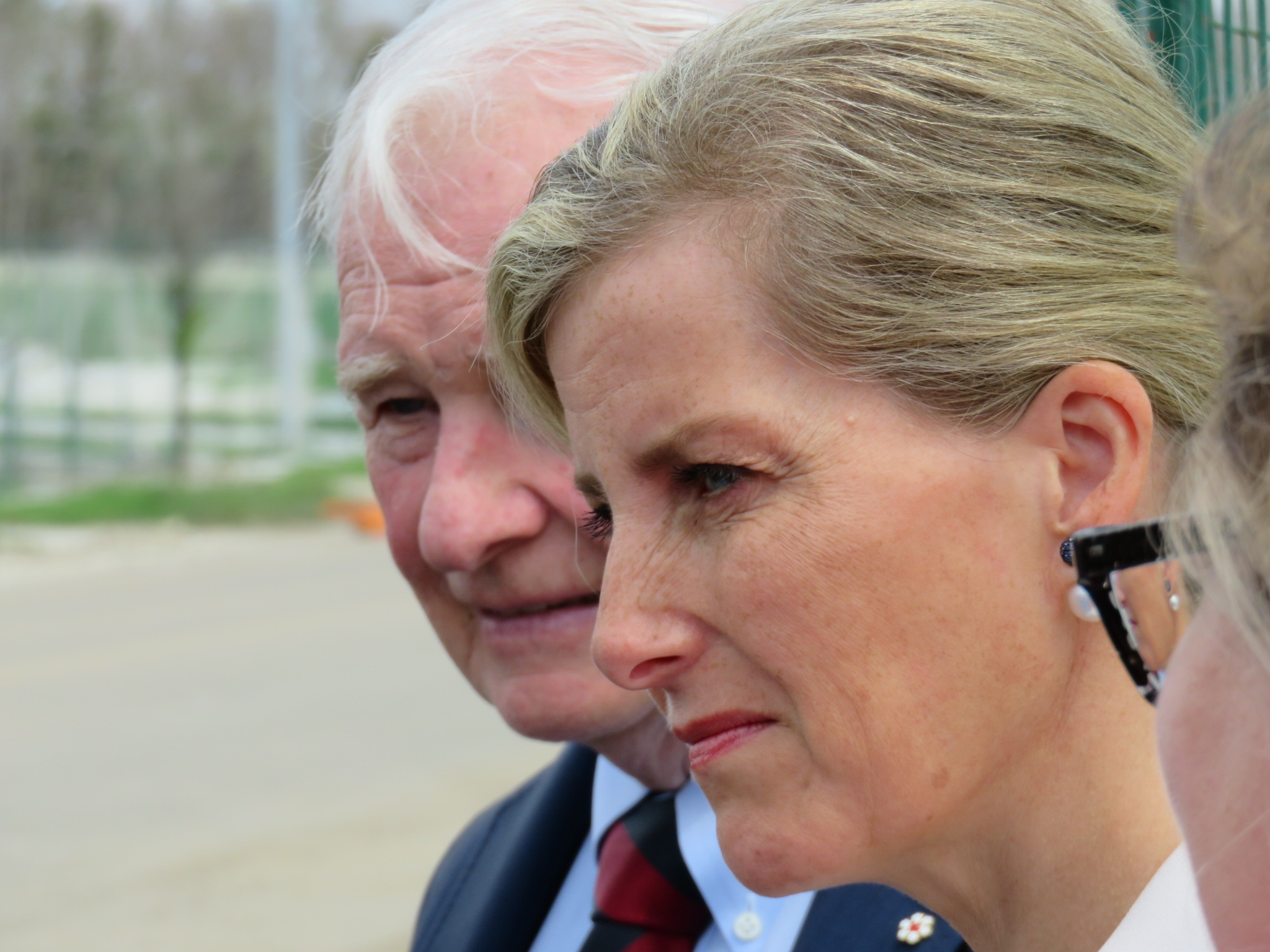 Countess and Governor General honour work during Fort McMurray wildfire