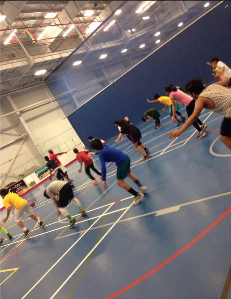 WB Basketball League passing along life skills after fire