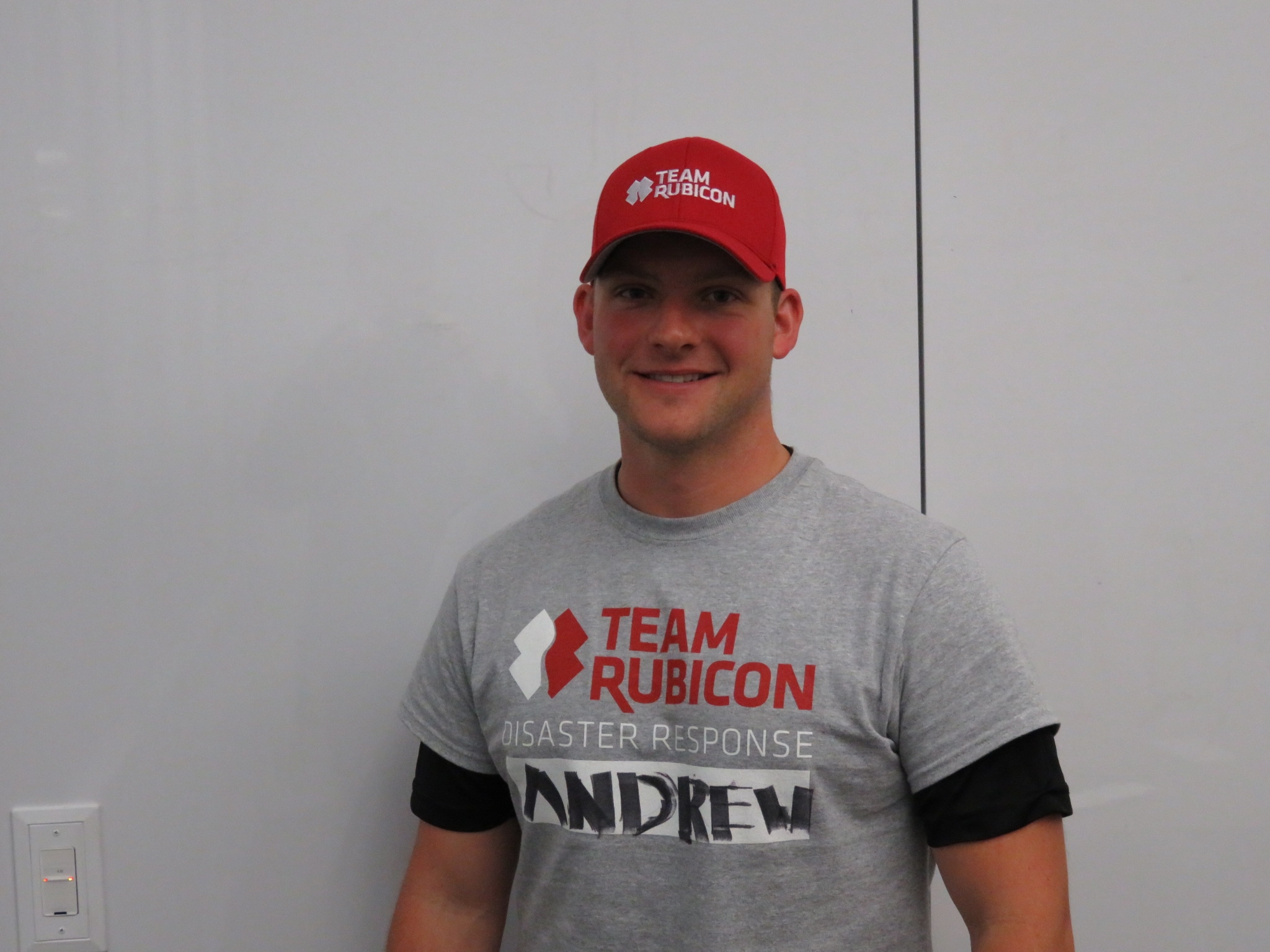 Team Rubicon calling in reinforcements for sifting operations