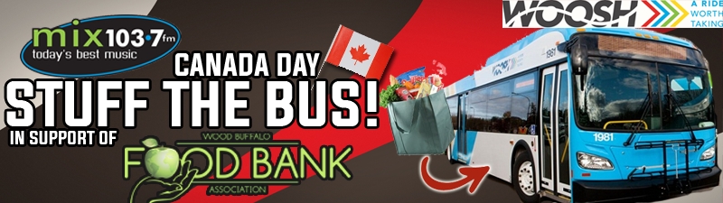 Wood Buffalo Food Bank searching for Canada Day parade volunteers