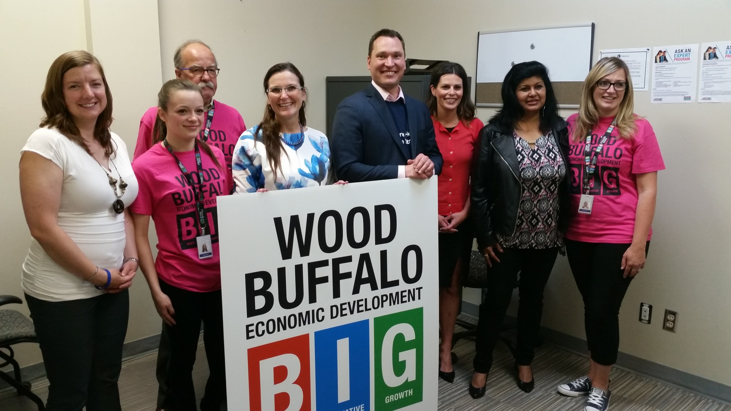 Municipality encouraging small local businesses to use new centre