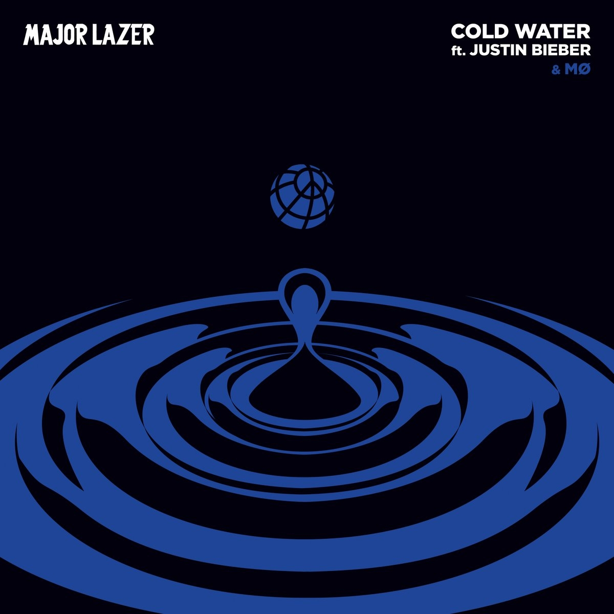 Listen: Major Lazer Ft. Justin Bieber & MO - 'Cold Water'