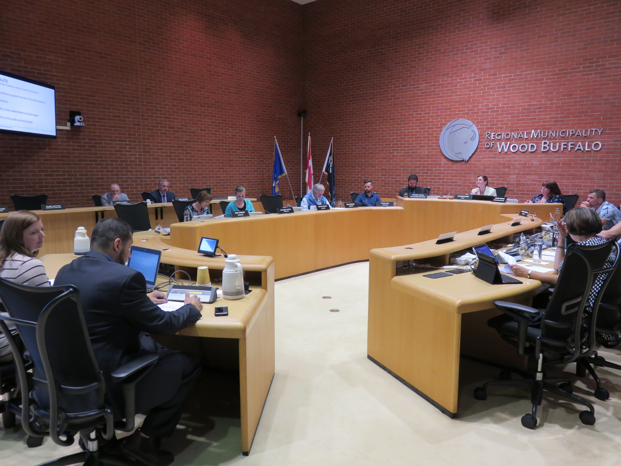 Council in favor of opening a line of credit