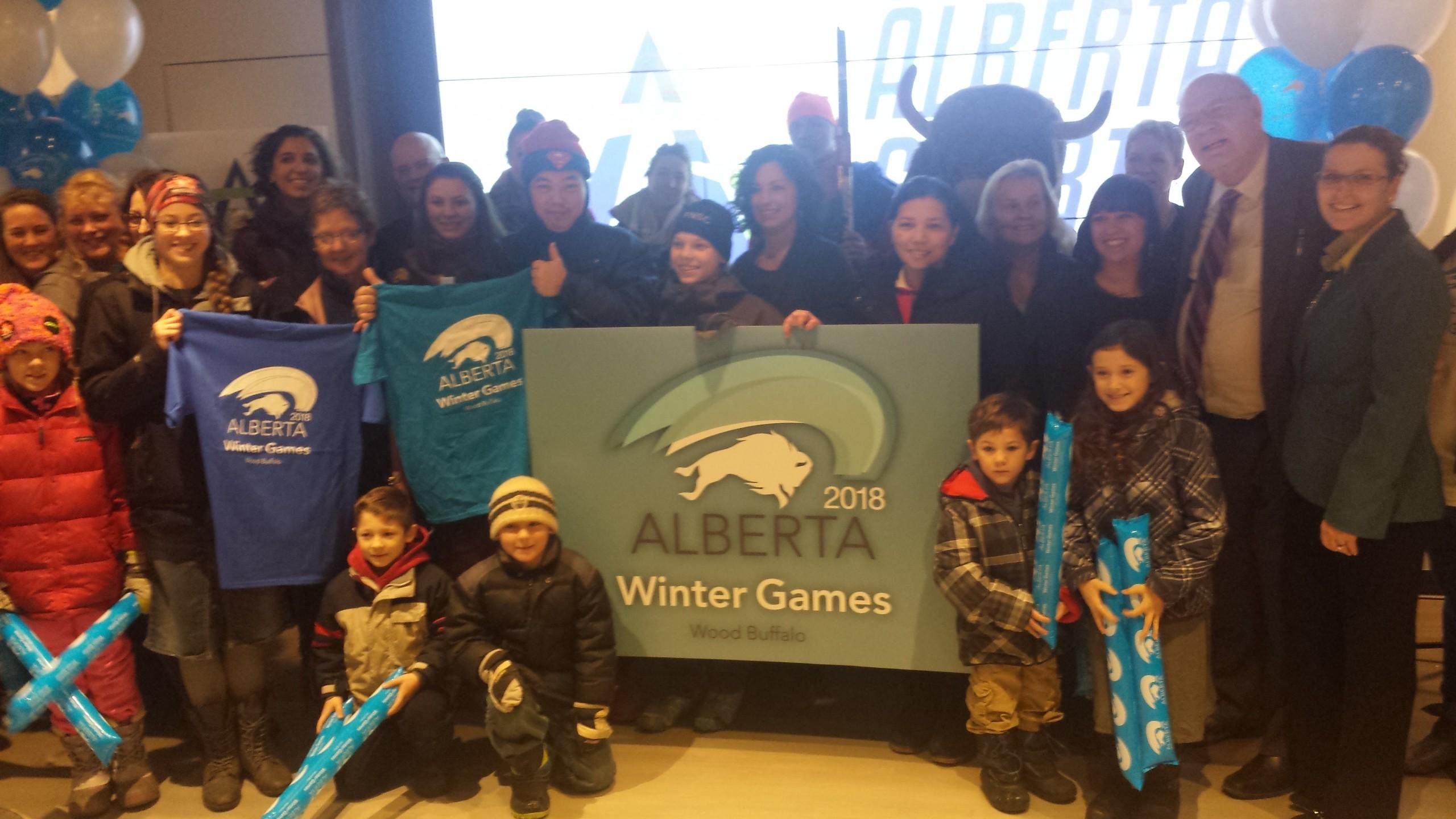 RMWB seeking feedback on 2018 Alberta Winter Games