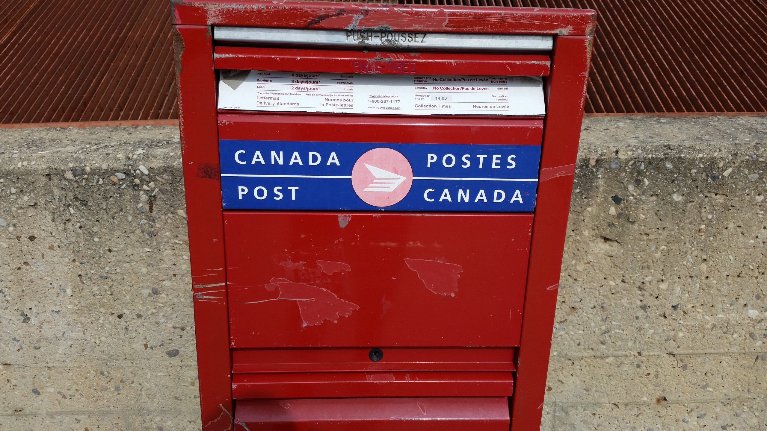 Possible strike coming for Canada Post employees