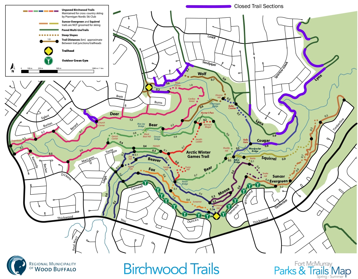 Birchwood Trails set to re-open