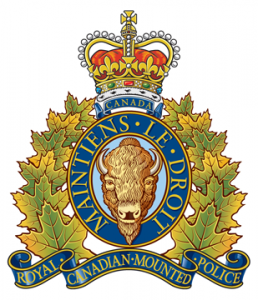 RCMP looking for driver of hit and run