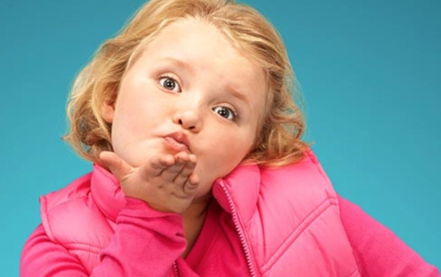 Honey Boo Boo is how old now?!