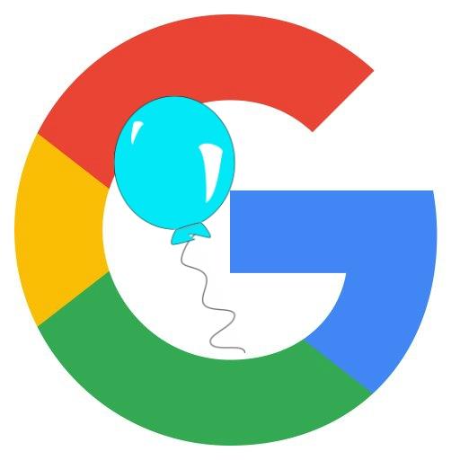 Google's 18th birthday phone call