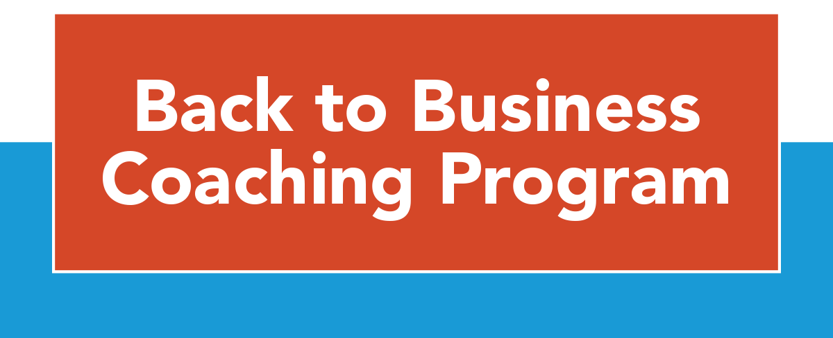 Coaching Program to aid affected businesses