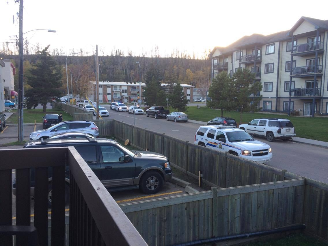 Wood Buffalo RCMP investigating report of gunshots