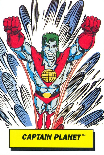 Leo's Captain Planet Movie