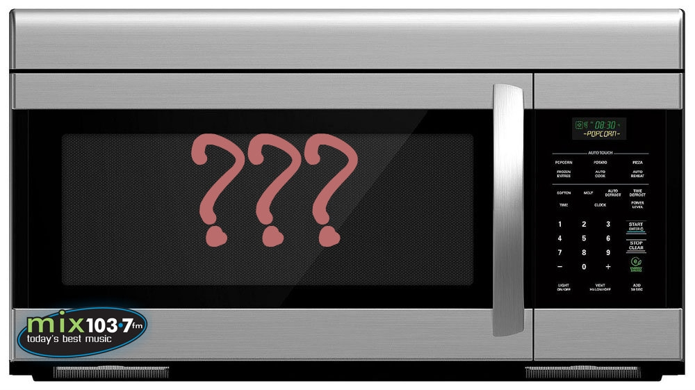 Things it would be weird to microwave