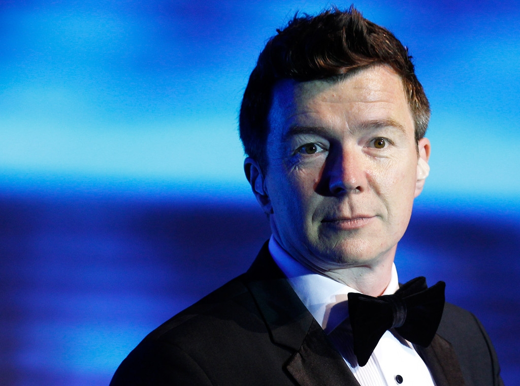 Rick Astley to make comeback