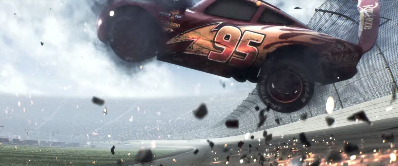 TRAILER: Cars 3 - Gritty Race Crash Feels?