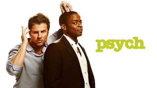 Tuesdays Netflix Binge: Psych