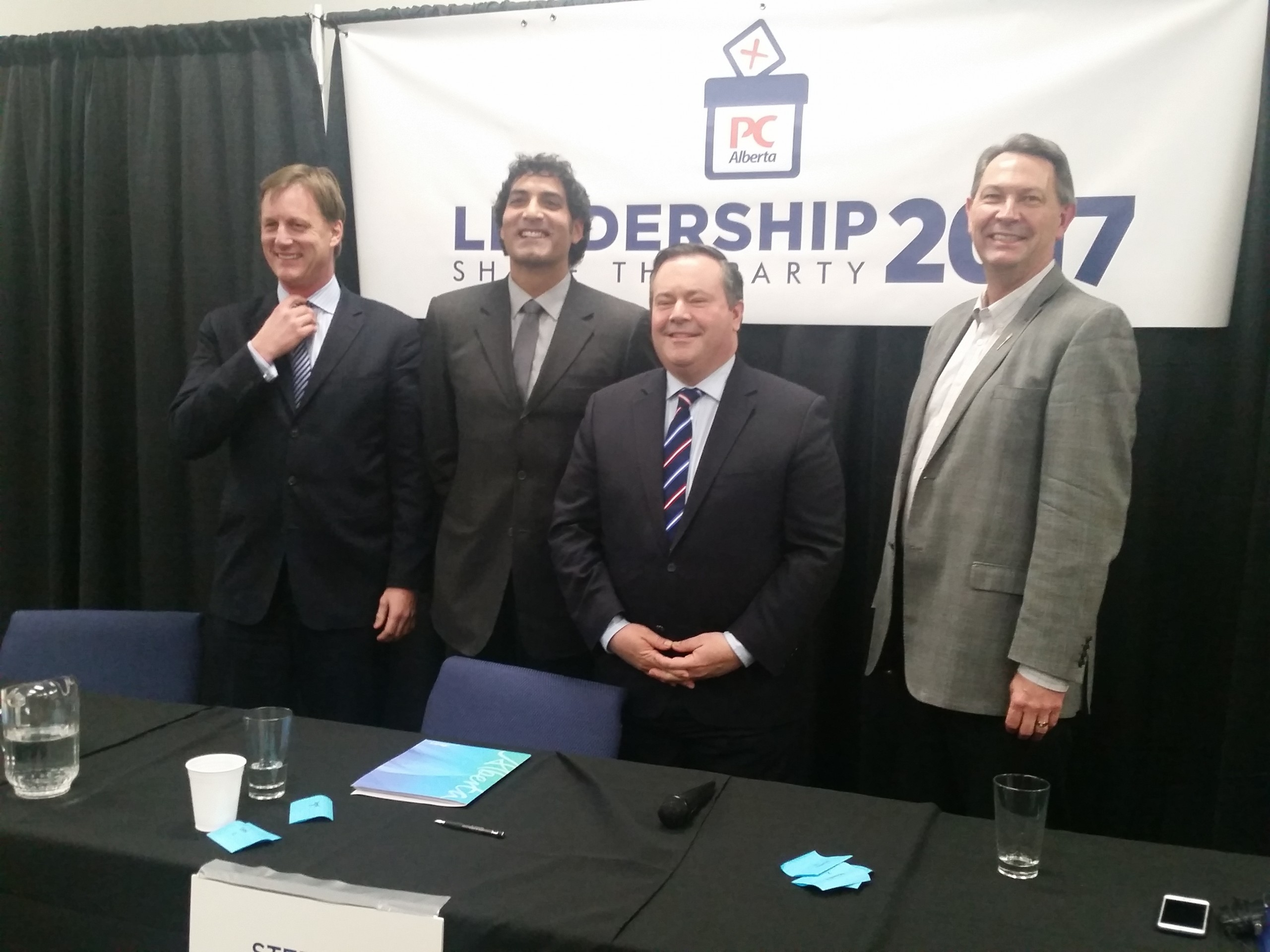Energy Sector and Youth big talking points in PC Leadership Townhall