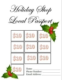 Shop Local Passport is back