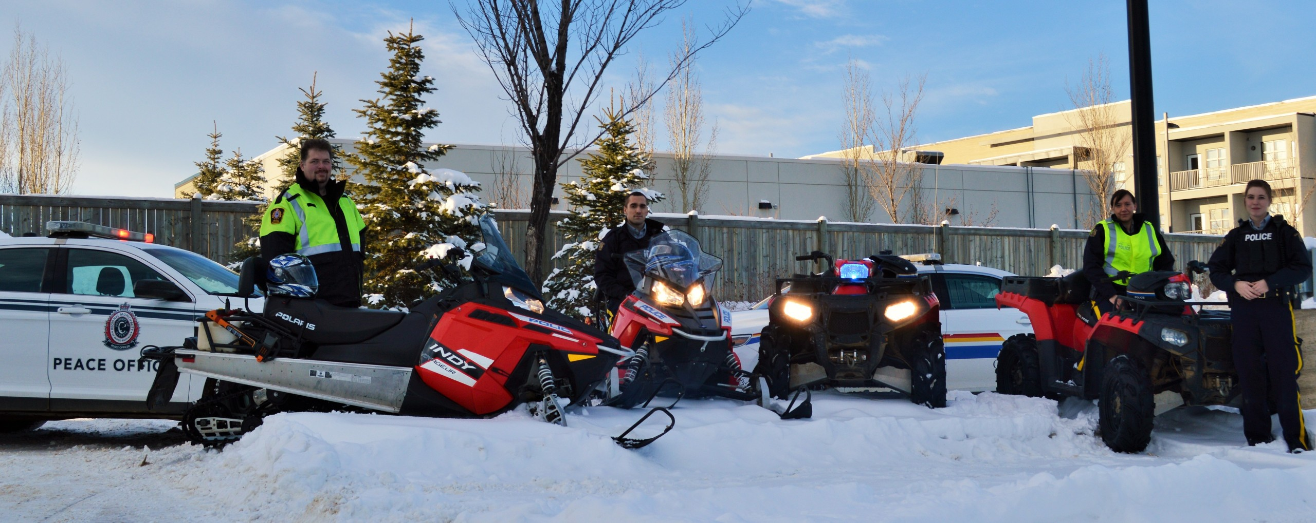 Snowmobile use within the RWMB