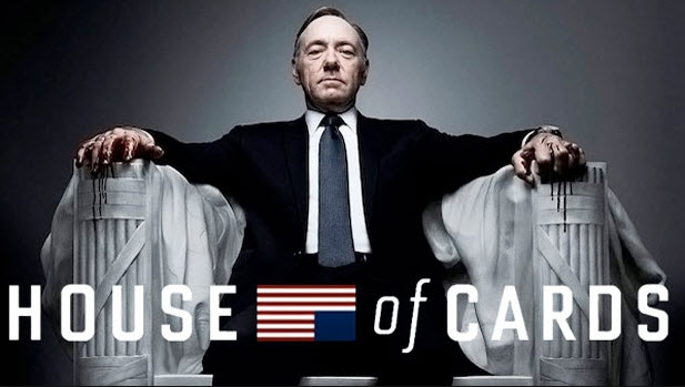 Tuesdays Netflix Binge: House of Cards